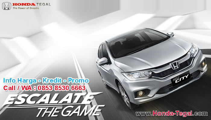 Harga Honda City Tegal 2019