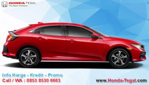 Harga Honda Civic Tegal 2019