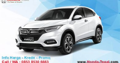 Kredit Honda HRV Tegal 2019