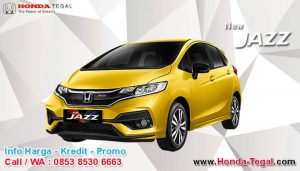 Kredit Honda Jazz Tegal 2019