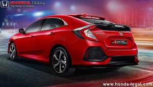 Spesifikasi Honda Civic Hatchback 2019